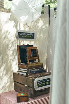 Best Vintage Photo Booth