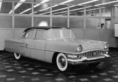 1955 Packard clay study by Hugo90, via Flickr