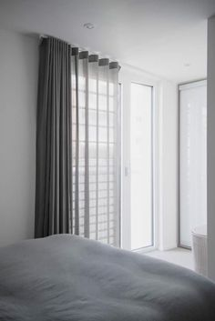 100 Curtain Decor Ideas Curtain Decor Ideas 95 – Kawaii Interior Curtain monitor or curtain pole? The most common kinds of fastening for curtains are rods and rails. Wave Curtains, Ceiling Curtains, Curtains With Blinds, High Curtains, Bedroom Ceiling, Wood Blinds, Curtain Fabric, Living Room Blinds, Curtains Living