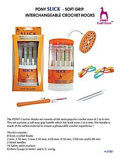 Crocheting Equipment : Crochet Books & Equipment & Yarn on Pinterest Crochet hooks, Croche...