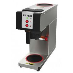 Buy Shop New Fetco Pourover Coffee Brewer Dual Warmers. Shop Coffee Machines - Sell Shop New Fetco Pourover Coffee Brewer Dual Warmers. The self-adjusting warmers keep your coffee warmed evenly and efficiently without burning your coffee. Coffee Aroma, Coffee Brewer, Coffee Maker, Cheap Coffee Machines, Office Coffee Station, Coffee Shop Business, Green Led Lights, Coffee Supplies, Coffee Service