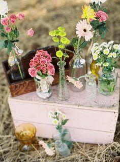 Bautismo Emuchi Centros/Variedad Flores