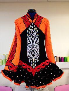 Irish Dance Solo Dress by Celtic Star