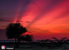 #comparte @pachecoja Usando: @IgersFalcon . .  Atardecer - Paraguanero - Sunset at Paraguaná . .  #photo #instapic #picoftheday #igers #photooftheday #igersvenezuela #socialmedia #sunrise  #instagood #sunset #falcon #venezuela #paraguana #elnacionalweb #phoneography #pic #share #pfgcrew #sky  #puntofijoguia  #clouds #igersfalcon #Sun