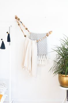 Check www.prettyhome.org - DIY Minimal Beaded B