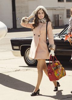 mad men dresses/outfits » 7x14 trudy campbell