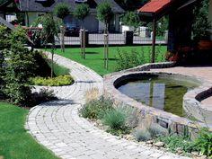 Plán záhrady, stavebné prvky v záhrade – galéria | Mojdom.sk