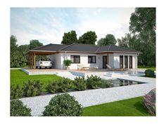 Mobiles modulhaus fertighaus woodee casa pinterest for Mini bungalow fertighaus