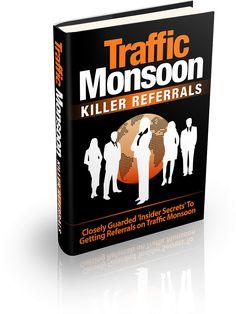 Make money from home TrafficMonsoonTurbo Killer Referral Guide CB