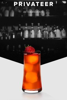 Hennessy Privateer  INGREDIENTS  2 oz Hennessy V.S 3 oz Coconut Water 3 Strawberries .5 oz Fresh Squeezed lime juice 1/3 oz Agave Nectar Garnish: Strawberry  DIRECTIONS  Muddle 3 strawberries in a shaker tin, add all liquids with ice and shake until well chilled. Strain into a Collins glass with fresh ice and garnish with a strawberry on the rim.