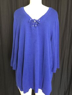 #Sweater #Purple #PlusSize #Catherines #Pullover #Fashion #Apparel #Career #Clothing #WearToWork #Shopping #eBay