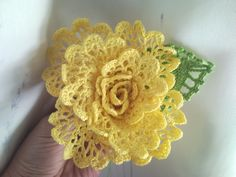 Lacy flower