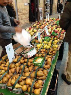 Wychwood Barns Farmers' Market in Toronto, ON