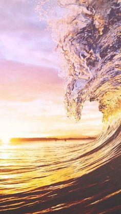 IPhone Wallpaper Summer Waves