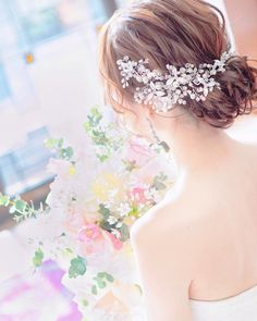 Wedding Hairstyles, Wedding Photos, Hair Styles, Nail, Accessories, Fashion, Fairy Tail, Marriage Pictures, Hair Plait Styles