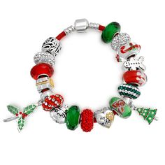 For my Wife Christmas Pandora charm bracelet.