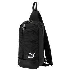 66dbf16f5306 PUMA Originals Cross Body Bag Stampd Sports Hiking Travel Fitness 074802-01   PUMA