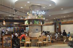 ☆イオンライカム店:イートインコーナー☆ イオンライカム店はフリーWifi全館導入! リカーコーナー、パン売場近くの 「The Table」他、生花コーナー キッズコーナーなどに約390席の 休憩スペースを完備! 写真は「The Table」 コーヒー1杯100円、美味しい ドリップコーヒーを片手に おしゃべりを(^▽^) http://www.aeon-ryukyu.jp/rycom/2f/