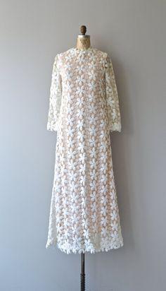 Dream Factory dress vintage 1960s wedding dress by DearGolden