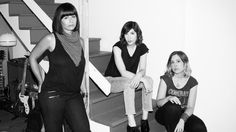 First Listen: Sleater-Kinney's new album, No Cities To Love, comes out Jan. 20.
