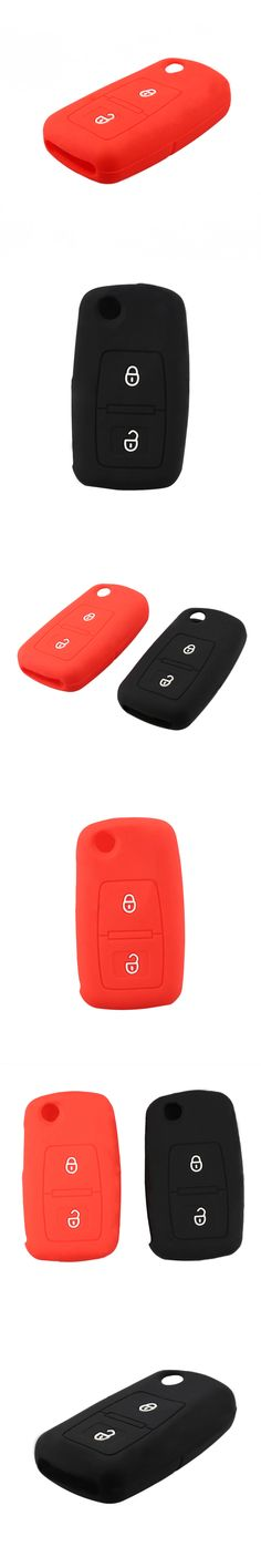 Silicone Car Key Cover With LOGO For VW Volkswagen Passat Polo Golf Touran Bora Jetta Cady Touran Sharan Transporter