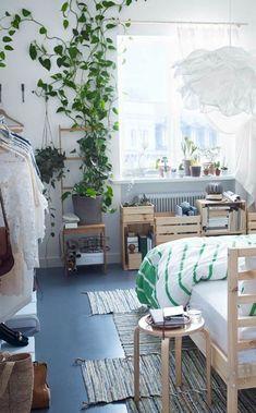Lovely Living: 映画みたいな部屋に住みたい♡ヒロイン気分のお部屋の作り方