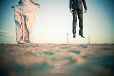 TTD. Beach wedding session