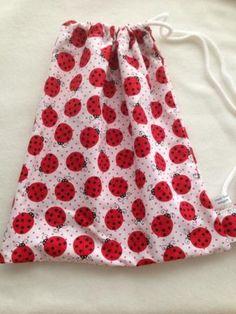 Ladybird toy bag - The Supermums Craft Fair