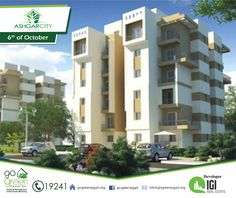 Ashgar City - 6th of October - Apartment for Sale