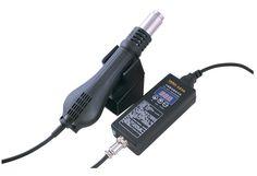 220V Portable BGA Rework Solder Station Hot Air Blower Heat Gun Yihua 8858 Better Saike 8858 #Affiliate