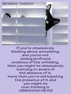 What Are you Observing?