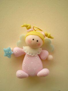 porcelain angel...