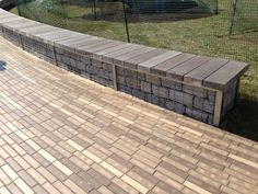 Rock Solid Advice On How To Spruce Up Your Landscaping - House Garden Landscape Urban Furniture, Street Furniture, Garden Furniture, Gabion Fence, Gabion Wall, Permaculture, Garden In The Woods, Home And Garden, Deck Makeover