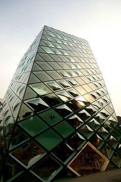 Herzog & de Meuron,Prada building, Tokyo
