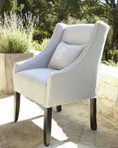 H64EA Outdoor Upholstered Chair