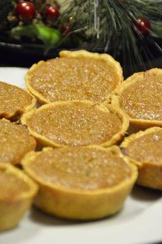 Even more Holiday Mini Sweet Potato Pies by Akintayo Adewole.