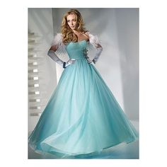 Alyce Paris Sparkle Tulle Prom Ball Gown 6790 by Alyce Designs by ThomasAHudson