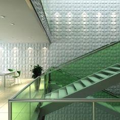 - 3 Dimensional Wall Wainscoting Plant Fiber Off-white (Set of 32 Sq. 3d Brick Wall Panels, Textured Wall Panels, Decorative Wall Panels, Wainscoting Wall Paneling, Brick Wall Paneling, White Paneling, Loft Design, Wall Design, 3d Wandplatten