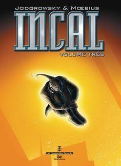 LIGA HQ - COMIC SHOP INCAL VOLUME 3 PARA OS NOSSOS HERÓIS NÃO HÁ DISTÂNCIA!!!