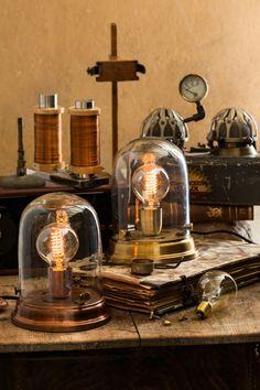 watt & VEKE Edison-pöytävalaisin