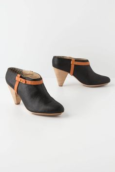 Abbreviated Booties - Anthropologie.com