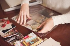 simple as that: Tips for Organizing Family Photos