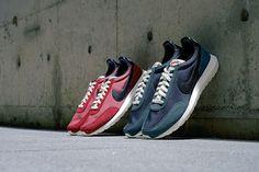 "EffortlesslyFly.com - Kicks x Clothes x Photos x FLY SH*T!: Nike Roshe Daybreak NM ""Red"" & ""Blue"""