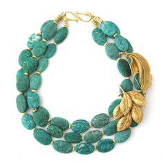 Lightly Lofting necklace by Elva Fields #elvafields