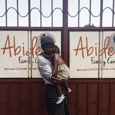 We were able to spend some great time with Abide Family Center today and learn more about their beautiful and powerful orphan prevention services! Abide partners with impoverished families who are facing giving up their children due to poverty and educate and empower them to sustainably care for their children.
