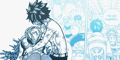 """The saddest moment ever 😭😭I really hope they don't """"dull"""" this moment down in the anime. Fairy Tail Sad, Sad Fairy, Fairy Tail Quotes, Fairy Tail Gruvia, Fairy Tail Girls, Fairy Tail Couples, Fairy Tail Ships, Love Fairy, Fairy Tail Anime"""
