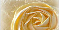 Veloce , anzi velocissimo frosting per decorare torte , cupcakes e fare bicchierini . Ingredienti: 250 gr di mascarpone (1 confezi...