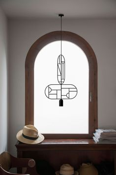 Barcelona design studio Goula/Figuera has created a collection of hanging lights
