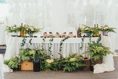 Forest - Vanya&Oksana - свадьба в стиле рустик
