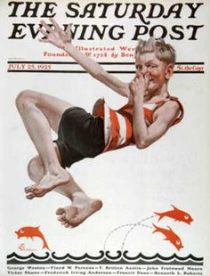 Saturday Evening Post - 1925-07-25